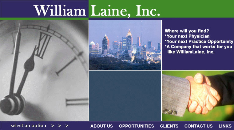 WilliamLaine Physician Recruiting